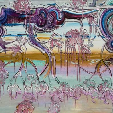 Brixy, Horizon, 2018, Öl auf Nessel, 120 x 180 cm_kl