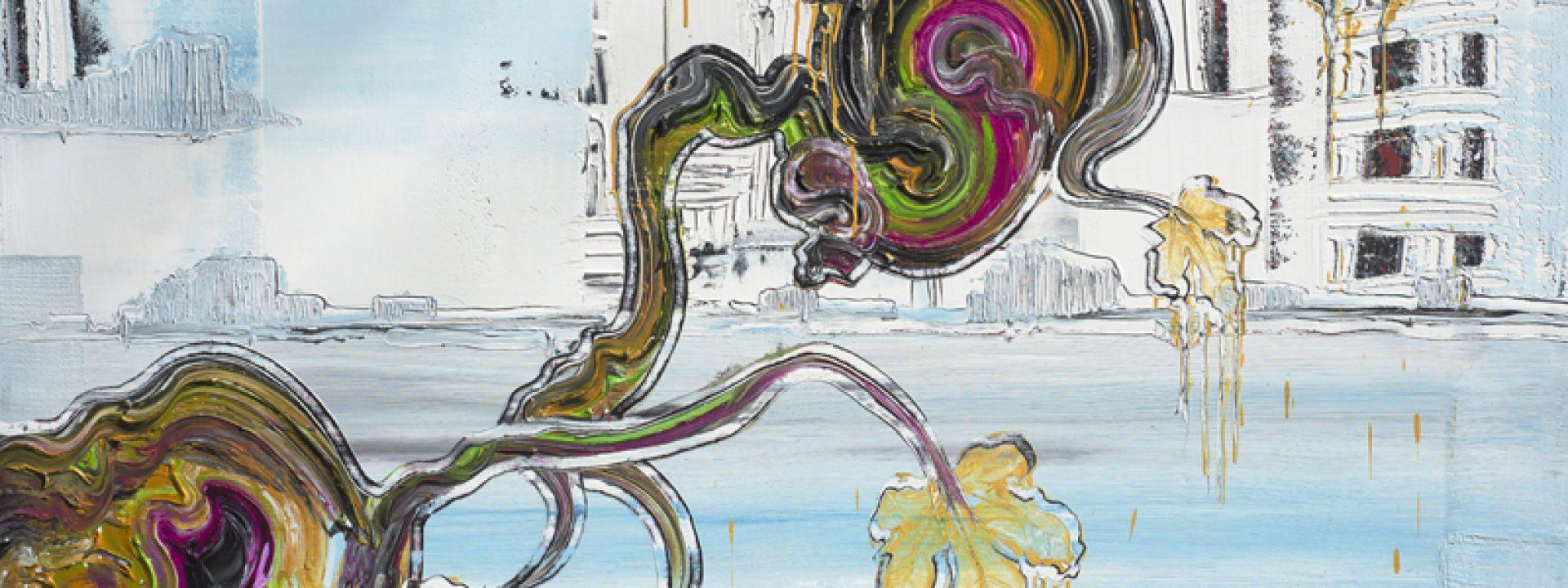 Brixy Horizon Painting