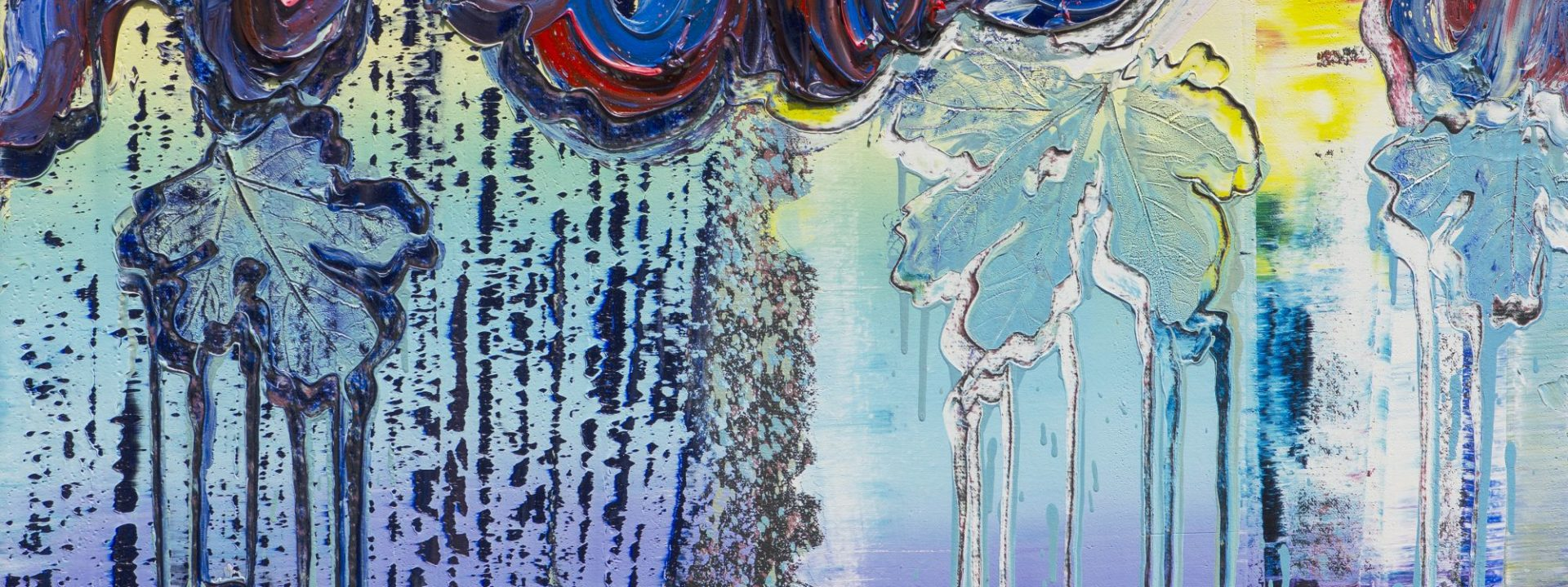 Brixy, Werkserie Horizon, 80 x 80