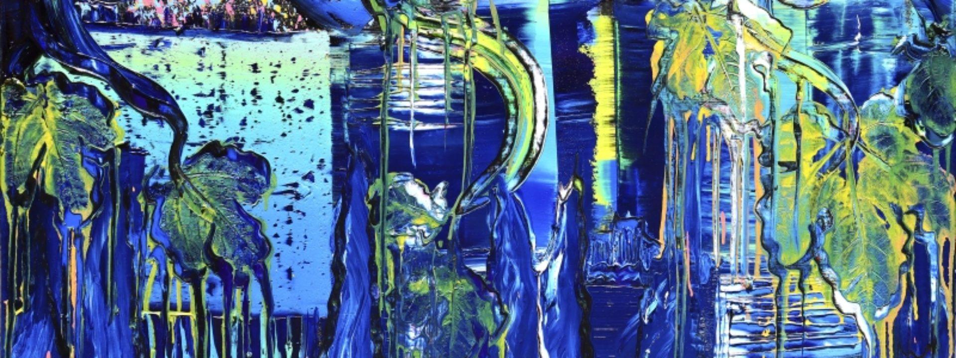 Happy, 2020, Öl auf Nessel,80 x 100 cm